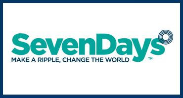 SevenDays: Make a Ripple,Change the World